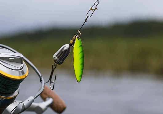spinners for fishing